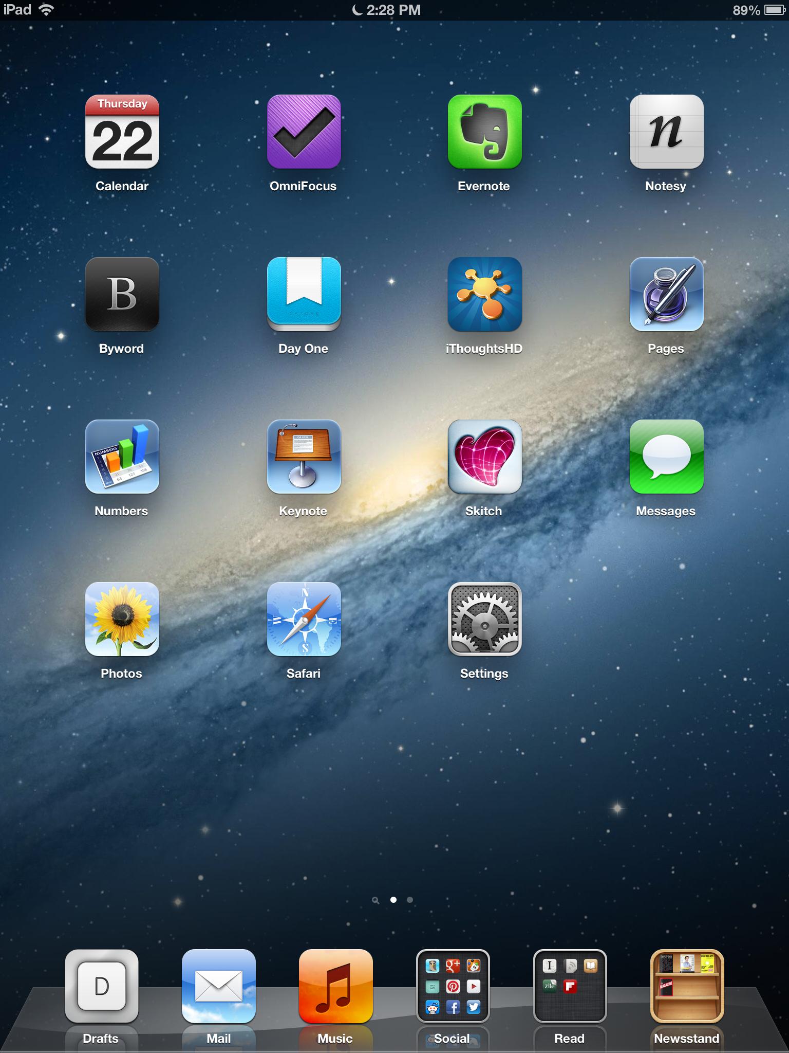 Как сделать скриншот экрана на iPad - инструкция на ОчПросто. ком 24