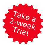 Try a no-obligation 2-week trial